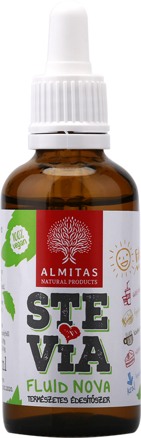 Almitas Stevia Fluid Nova 50ml