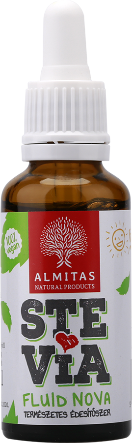 Almitas Stevia Fluid Nova 30ml